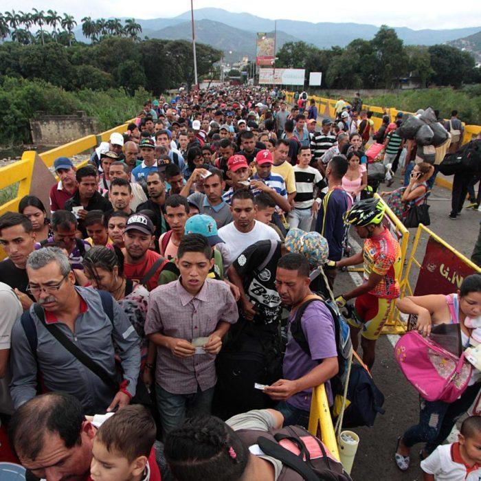 ¿Qué sucedería si el éxodo de venezolanos sigue aumentando?