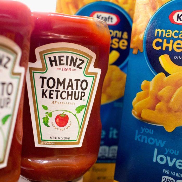 Acciones de Kraft Heinz caen 4%