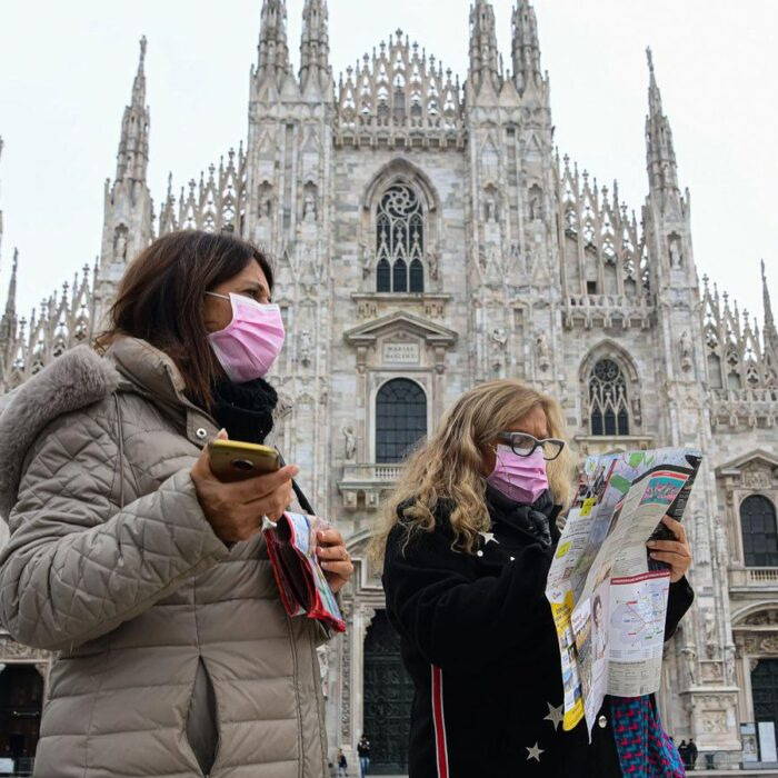 Países europeos suavizan restricciones frente a la pandemia de coronavirus