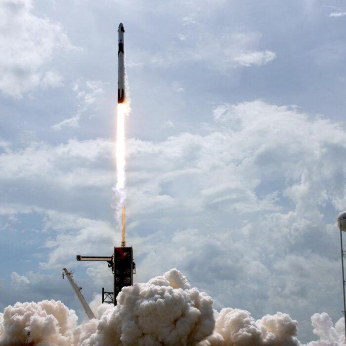 Optimismo tras el lanzamiento de SpaceX
