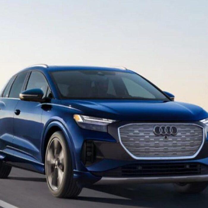 Crece la competencia de Tesla: Audi presenta su nuevo vehículo eléctrico