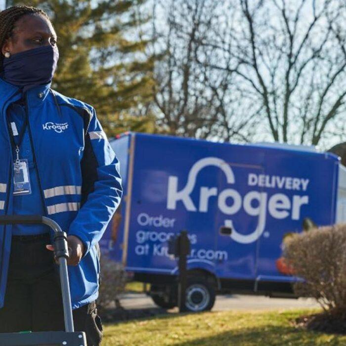 El plan de Kroger para competir en las grandes ligas de la venta en línea
