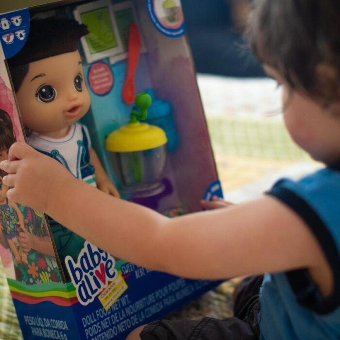 Hasbro dice que sus juguetes estarán listos para Navidad, a pesar de la crisis en la cadena de suministro