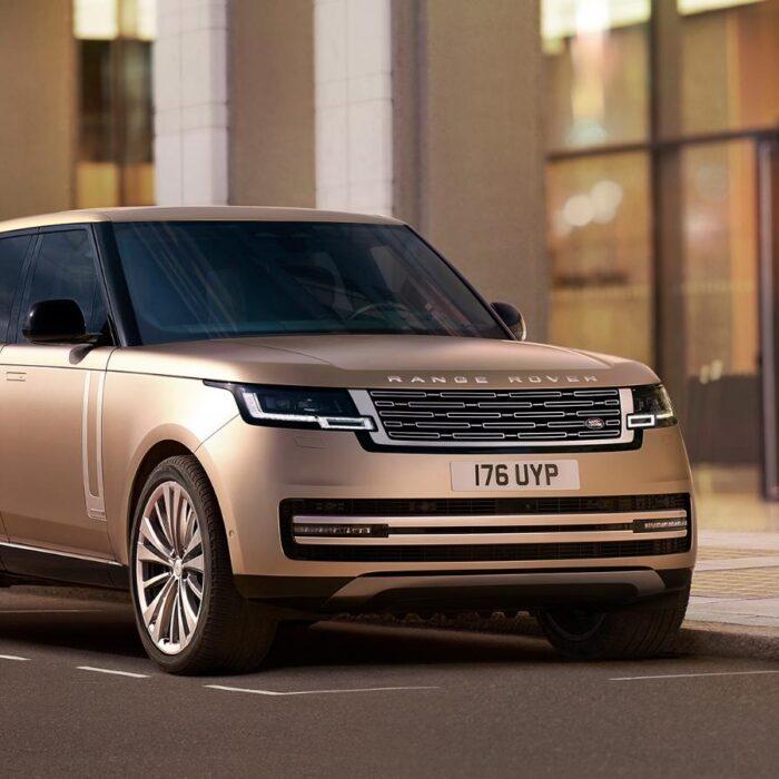 Mira el primer Range Rover rediseñado en una década